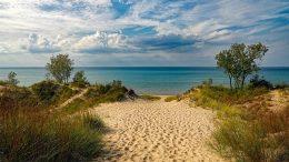 mobil home, vacances, Siblu, plage, mer