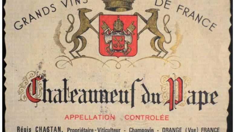 Où acheter du vin Chateauneuf du Pape ?